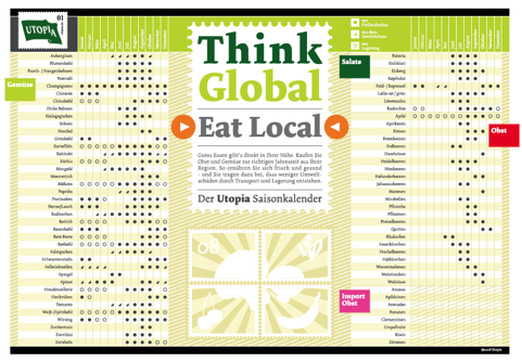 Page5 Blog Entry22 1 in Das Utopia-Poster: Think global - eat local