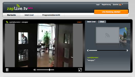 Zaplive in zaplive.tv