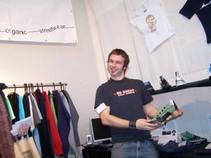 """in Nachhaltige Unternehmen aus Freiburg #01: """"zündstoff. global streetwear"""""""