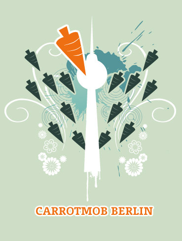 Carrotbmob Berlin in