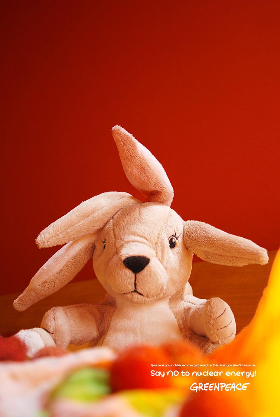 Greenpeace Bunny1 in