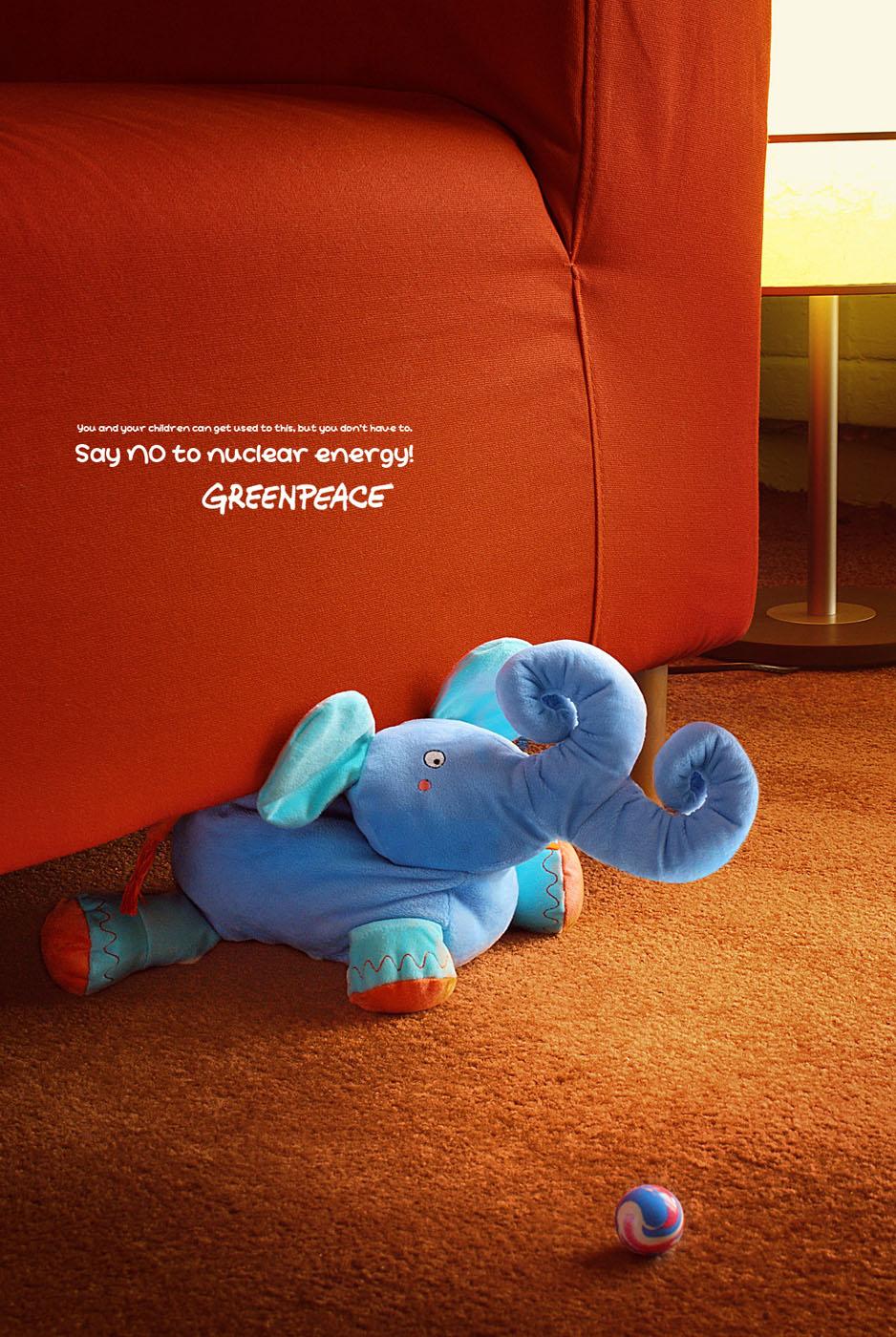 Greenpeace Elephant1 in
