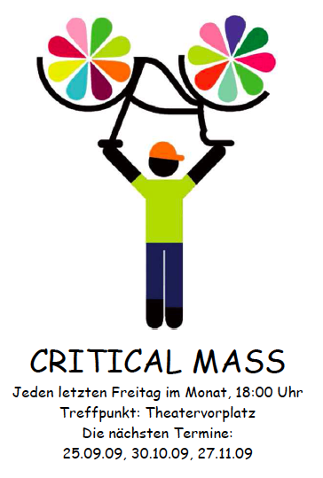Critical-mass-freiburg in