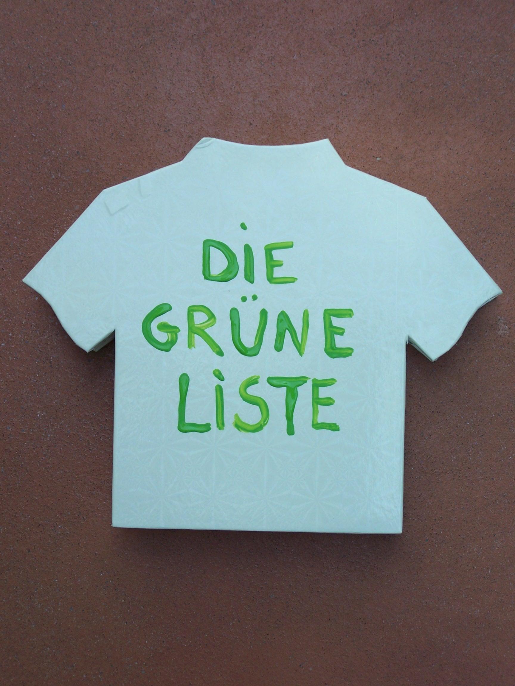 Gruene-liste in Eco Fashion – Kirsten Broddes grüne Liste