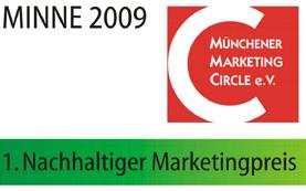 Mmc in hessnatur gewinnt Minne (Marketingpreis für innovatives nachhaltiges Marketing)