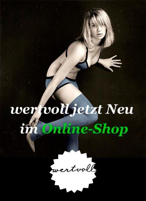 Online-Shop Opening Wertvoll