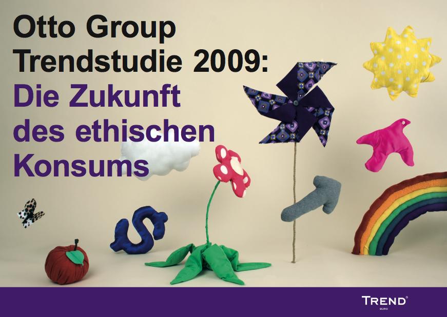 Otto Trendbureau Studie in Ergebnisse der OTTO Group Trendstudie Zukunft des ethischen Konsums veröffentlicht