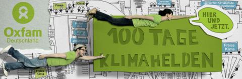 Oxfam-Klimahelden