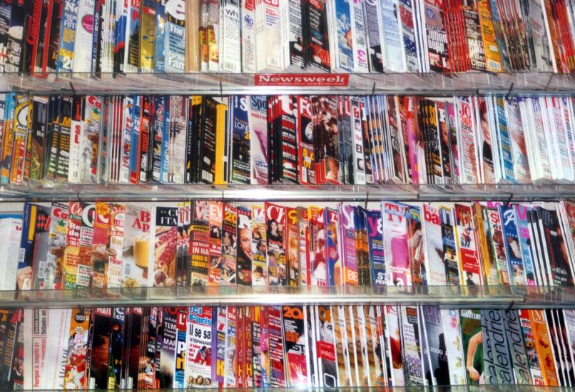 Zeitschriften in