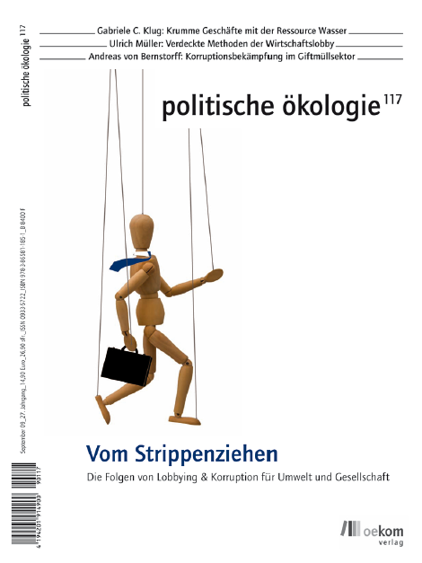 politische ökologie
