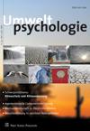 1 2009 in Zeitschrift Umweltpsychologie: Call for Papers zum Thema nachhaltiger Konsum