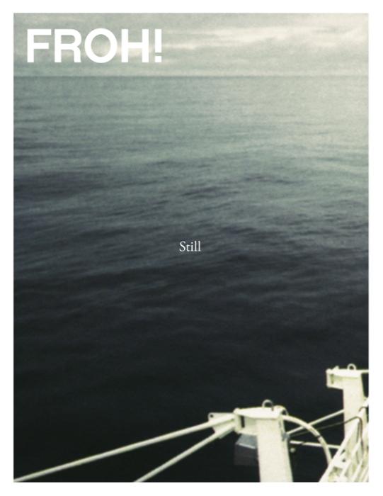 Froh in Winter-Ausgabe der Zeitschrift FROH!
