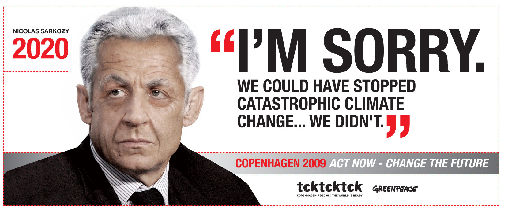 Greenpeace-sorry-sarkozy in