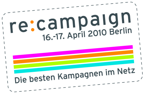 Recaimpaign Logo-mit-text in
